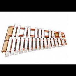 METALOFONE JOG SOPRANINO 25 TECLAS P2112