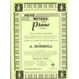A. SCHMOLL - NOVO METODO PARA PIANO - 2A. PARTE