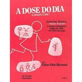 A DOSE DO DIA - 3º LIVRO