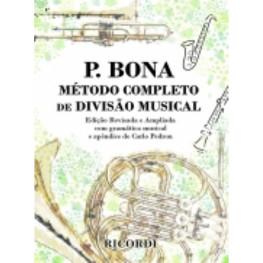 BONA - METODO C. DE DIVISAO (PASCHOAL BONA) - RB0130