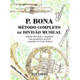BONA - METODO C. DE DIVISAO (PASCHOAL BONA)