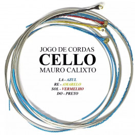 ENCORD VIOLONCELO - MAURO CALIXTO
