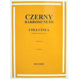 CZERNY-BARROZO NETTO - COLETANEA VOL. 2 - 48 ESTUDO