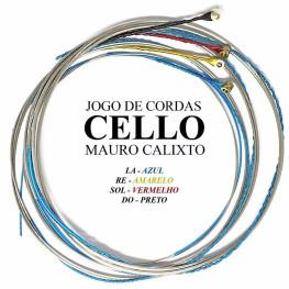 ENCORD VIOLONCELO ESPECIAL - MAURO CALIXTO