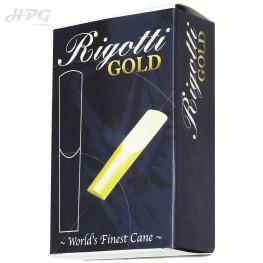 PALHETA CLARINETE - RIGOTTI GOLD (CAIXA)