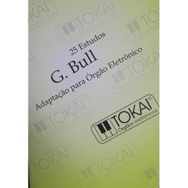 G. BULL ADAPTACAO ORGAO (PEDALEIRA)