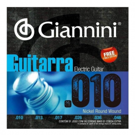 ENCORD. GUITARRA - GIANNINI GEEGST10 010