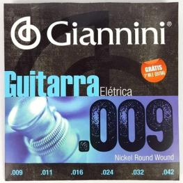 ENCORD. GUITARRA - GIANNINI GEEGST9 009