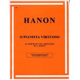HANON - O PIANISTA VIRTUOSO RB00081