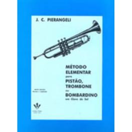 J. C. PIERANGELI - PISTAO, TROMBONE E BOMBARDINO - 237M