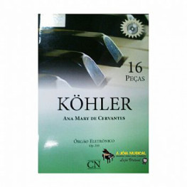 KOHLER 16 PEÇAS ORGAO ELETRONICO OP. 210