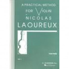 METHOD FOR VIOLINO -NICOLAS LAOUREUX