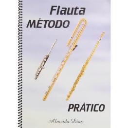 METODO PRATICO FLAUTA - ALMEIDA DIAS