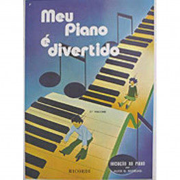 MEU PIANO E DIVERTIDO VOL. 1