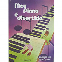 MEU PIANO E DIVERTIDO VOL. 2