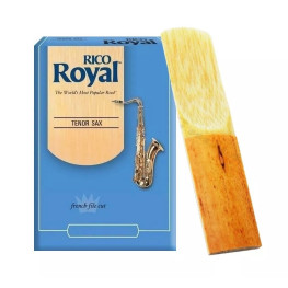 PALHETA SAX TENOR CX. - RICO ROYAL
