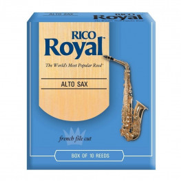 PALHETA SAX ALTO CX. - RICO ROYAL