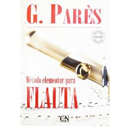METODO ELEMENTAL PARA FLAUTA PARÉS - CN021