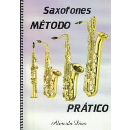 METODO PRATICO SAXOFONE- ALMEIDA DIAS
