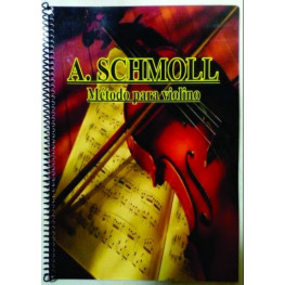 A. SCHMOLL - METODO PARA VIOLINO CCB