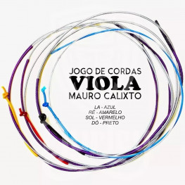 ENCORD VIOLA ARCO - MAURO CALIXTO