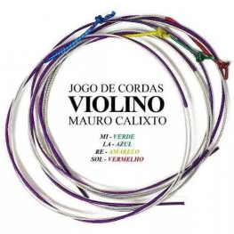 ENCORD VIOLINO MAURO CALIXTO